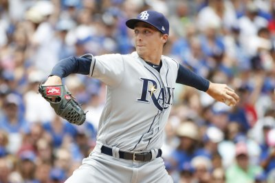Rays on roll entering series with Red Sox