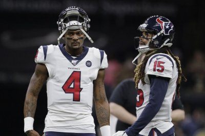 Houston Texans WR Will Fuller out vs. Oakland Raiders