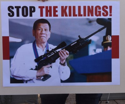 U.N. report: Philippines under Duterte guilty of human rights violations