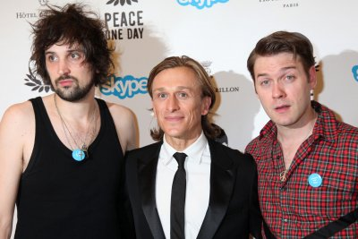 Kasabian's Tom Meighan leaves band due to 'personal issues'