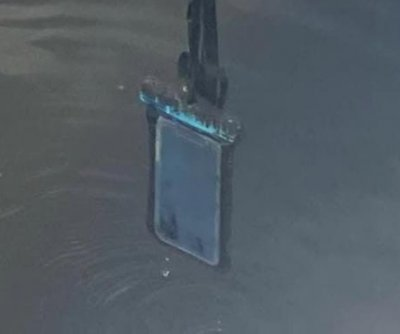 Fishing 6-year-old reels in long-lost phone that still works