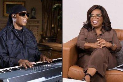 Oprah Winfrey to interview Stevie Wonder on Apple TV+ show