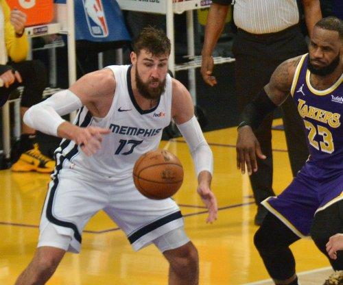 Grizzlies to trade Jonas Valanciunas to Pelicans for Steven Adams, Eric Bledsoe