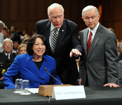 Grassley, Sessions to vote no on Sotomayor