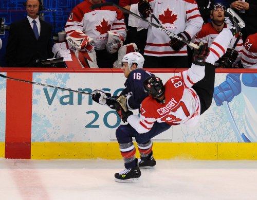 Sharks' Pavelski named NHL's top star