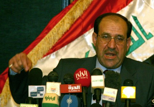 Leaders of Iraq and Lebanon have talks