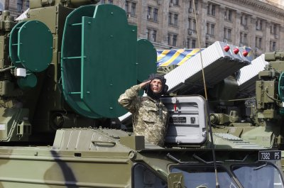 Ukraine claims Russian offensive on third front
