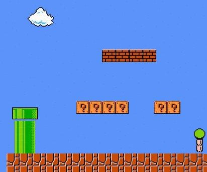 Computer program watches YouTube, creates Super Mario levels