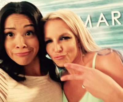 Britney Spears impressed Gina Rodriguez on 'Jane the Virgin'