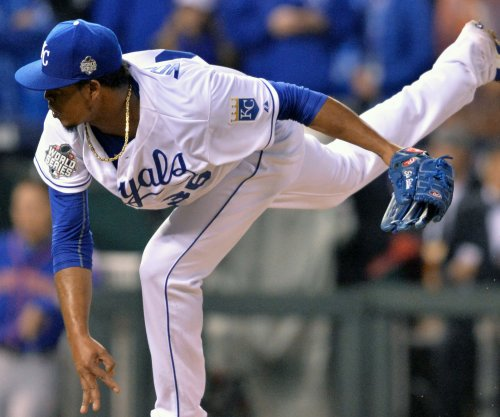 Edinson Volquez to rejoin Royals, slated to start Game 5