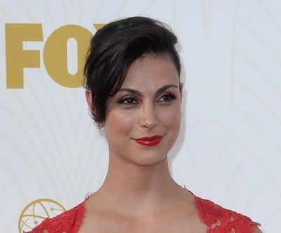 Morena Baccarin delays divorce due to high-risk pregnancy
