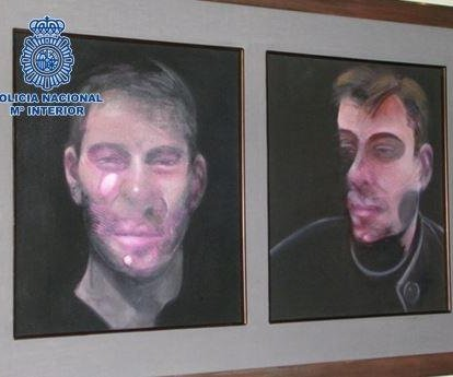 Seven suspects arrested in $27.8M Francis Bacon painting heist