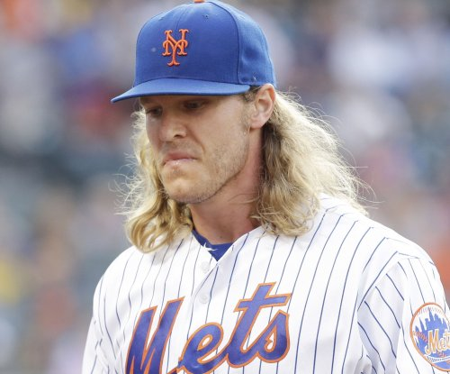 Noah Syndergaard: New York Met's P denies reports he has elbow problem