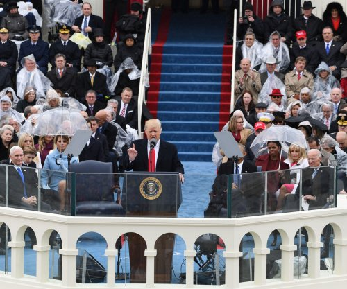 Trump's inaugural speech: 'American carnage stops right here'