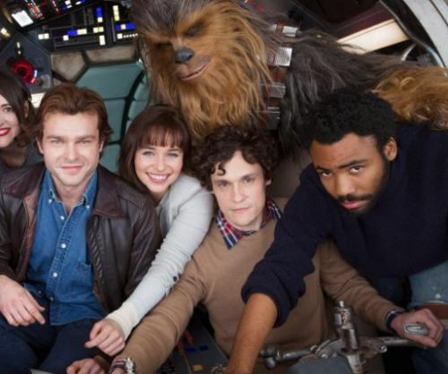 Production begins on Han Solo spinoff film, cast get together for group photo