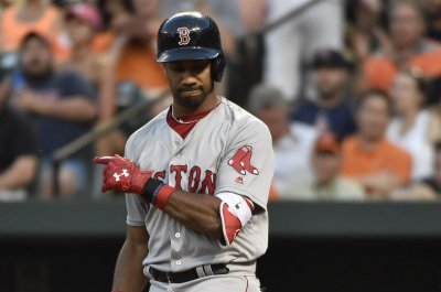 Chris Young's RBI single in 13th lifts Boston Red Sox past St. Louis Cardinals