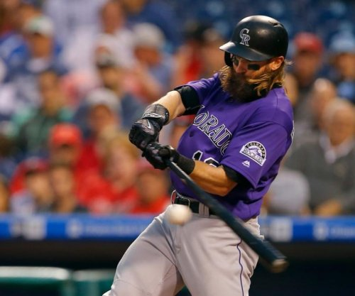 Charlie Blackmon leads Colorado Rockies past slumping Philadelphia Phillies