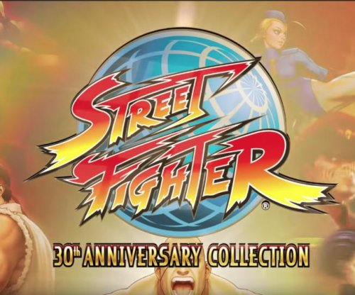 'Street Fighter' celebrates its history with new '30th Anniversary Collection'