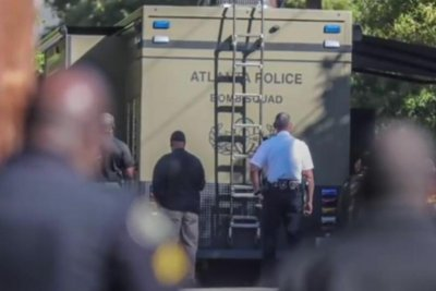 Police intercept another suspicious package sent to CNN