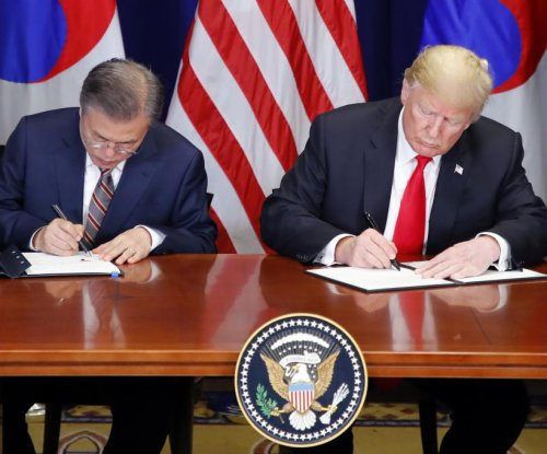Revised U.S.-S. Korea free trade deal takes effect