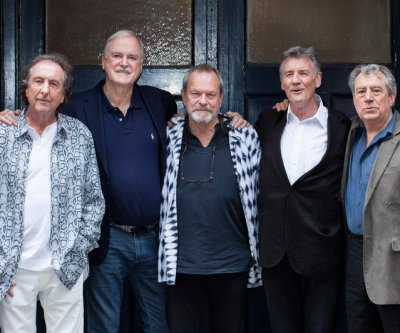 Monty Python's Terry Jones dies; remembered for 'wonderful talent'