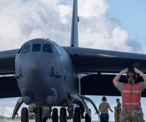 B-52H bombers deploy to Guam for bomber task force mission
