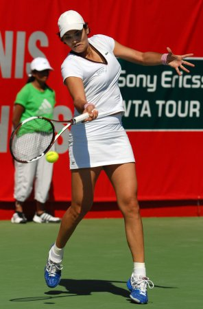 Daniilidou claims Hobart tournament title