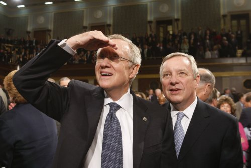 No October recess for Senate, Reid says
