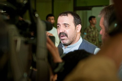 Karzai's half-brother a U.S. concern