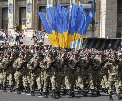 Ukrainian Parliament increasing size of army