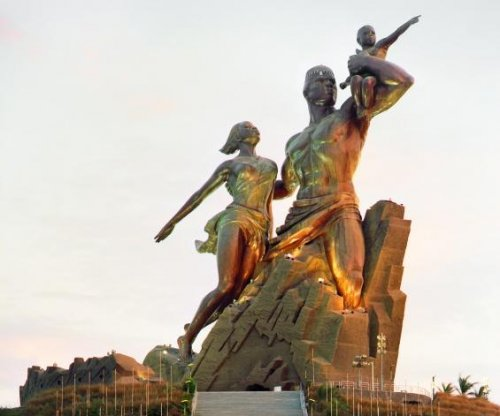 North Korea's artful diplomacy: Building big bronze statues in Africa