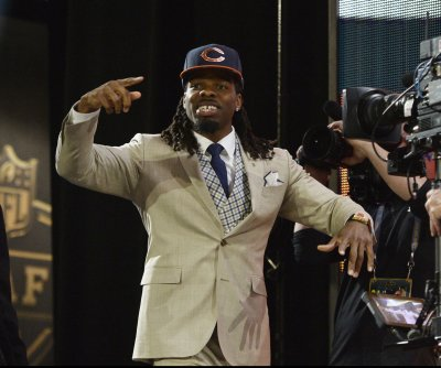 Bears WR Kevin White ready for first practice