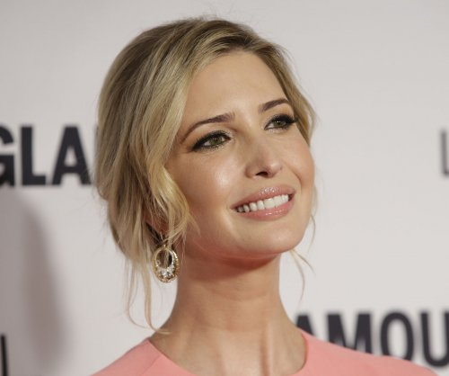 Ivanka Trump's Chinese-made scarves recalled as 'dangerous'
