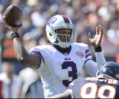 Buffalo Bills won't retain QB EJ Manuel for 2017