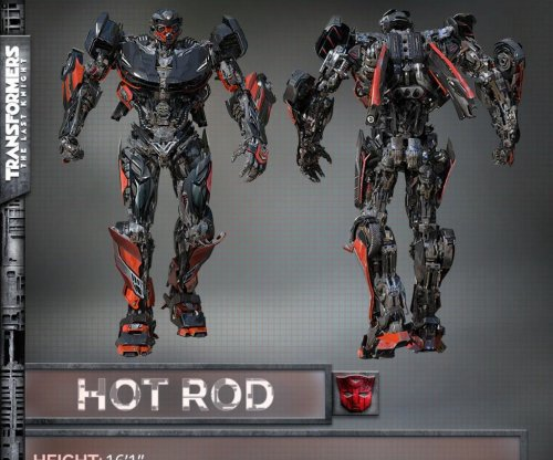 'Transformers: The Last Knight' to feature Hot Rod