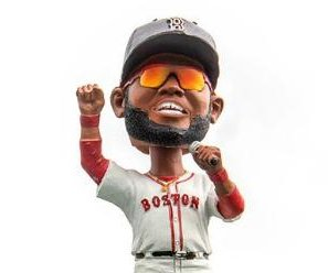 David Ortiz bobblehead 'racially insensitive', says Boston Red Sox President