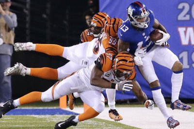 New York Giants report card vs Cincinatti Bengals