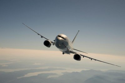 U.S. Navy contracts Boeing for P-8A enhancements