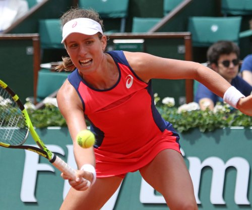 Johanna Konta withdraws from Aegon International after injury