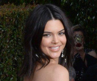 Kendall Jenner dismisses critics of her Golden Globes acne