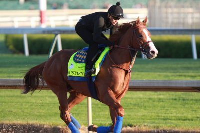 Justify installed as Kentucky Derby favorite, draws Gate No. 7