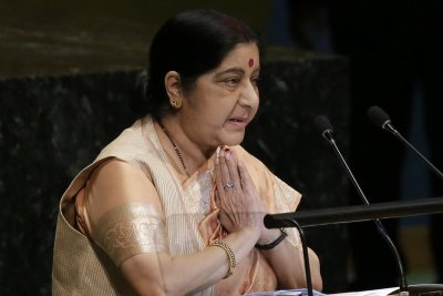 Former Indian Foreign Affairs Minister Sushma Swaraj dies at 67