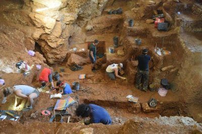 Modern humans arrived in Western Europe 5,000 years earlier than thought
