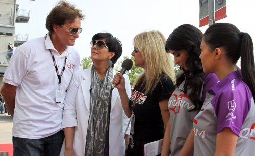 Bruce Jenner not leaving 'Keeping Up With the Kardashians,' says Kris Jenner