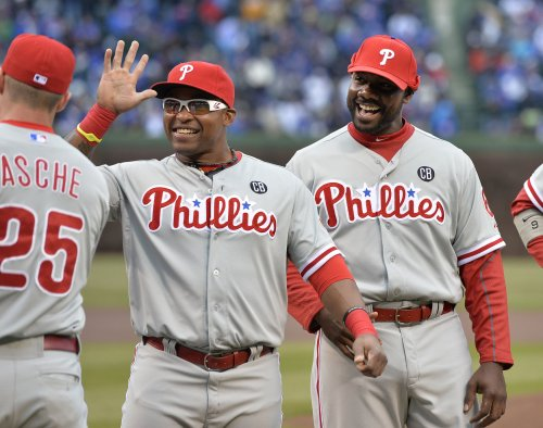 Phillies defeat the Braves