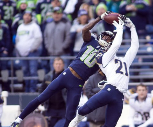 Seattle Seahawks secure No. 1 playoff seed with win over St. Louis Rams