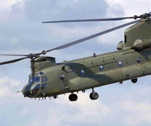 Boeing praised for CH-47 support work in Britain