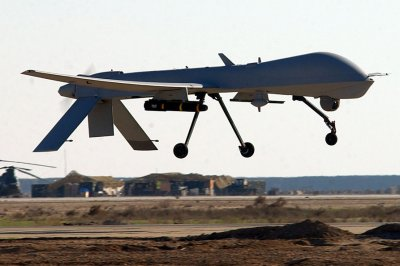 Syria claims shooting, downing U.S. drone