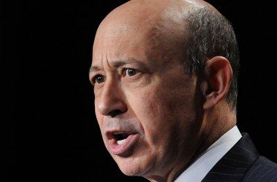 Goldman Sachs CEO Blankfein reveals curable lymphoma