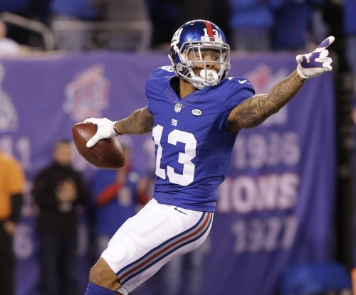 Darrelle Revis out as Jets try to defend Giants WR Odell Beckham Jr.
